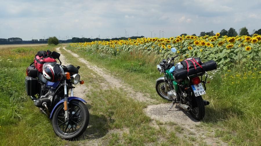 Motorcycle Misadventures, Episode1
